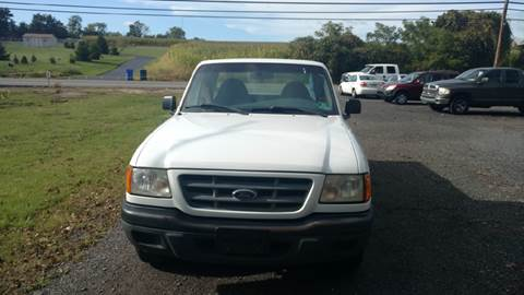 2001 Ford Ranger for sale in Lambertville, NJ