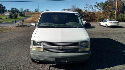 2004 Chevrolet Astro Cargo for sale in Lambertville, NJ