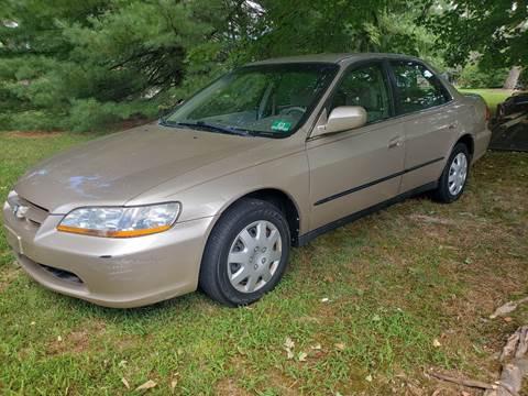 2000 Honda Accord for sale in Lambertville, NJ