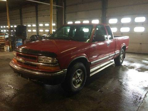 2000 Chevrolet S-10 for sale in Hoosick Falls, NY