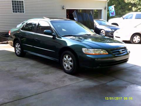 2002 Honda Accord For Sale - Carsforsale.com