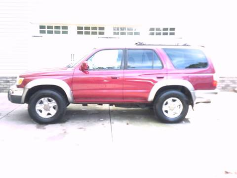 2001 Toyota 4Runner for sale in Albemarle, NC