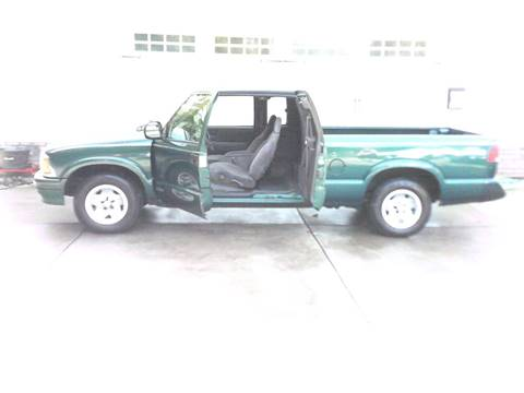 1996 Chevrolet S-10 for sale in Albemarle, NC