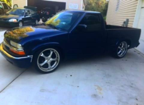2000 Chevrolet S-10 for sale in Albemarle, NC