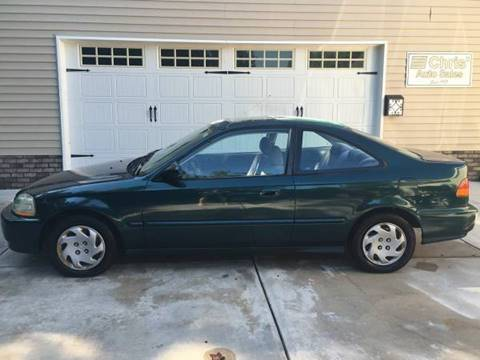 1997 Honda Civic for sale in Albemarle, NC