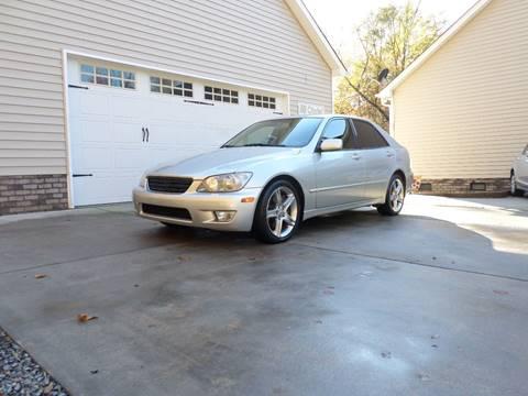 2002 Lexus IS 300 for sale in Albemarle, NC