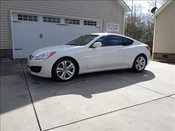 2011 Hyundai Genesis Coupe for sale in Albemarle, NC