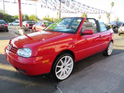 1999 Volkswagen Cabrio For Sale In San Jacinto CA