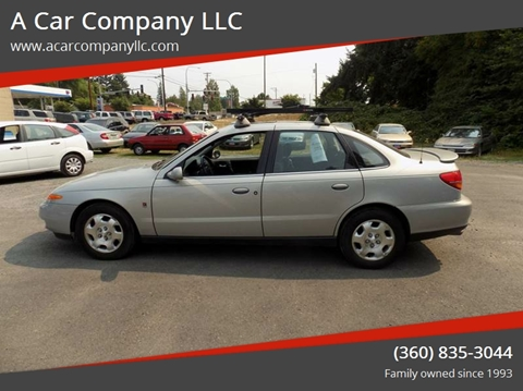 Saturn L Series For Sale In Washington Carsforsale