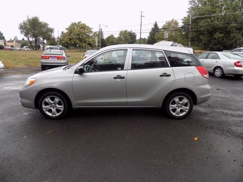 2003 Toyota Matrix for sale at A Car Company LLC in Washougal WA
