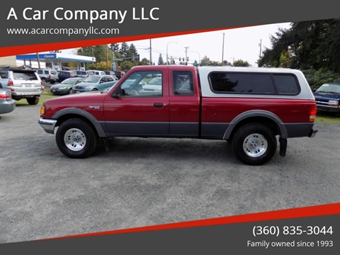 1993 Ford Ranger for sale in Washougal, WA