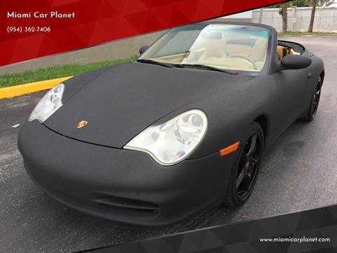 2004 Porsche 911 for sale in Hollywood, FL