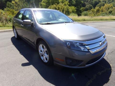 2012 Ford Fusion for sale in Dalton, GA