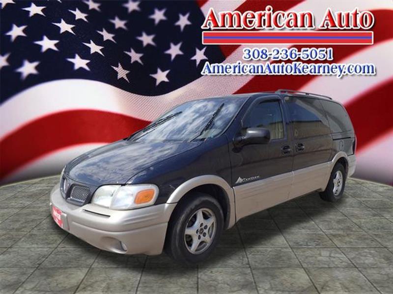 2000 Pontiac Montana Extended Minivan - Kearney NE