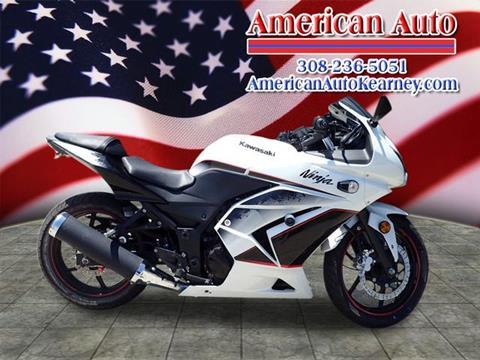 2011 Kawasaki Ninja 250R For Sale In Kearney NE
