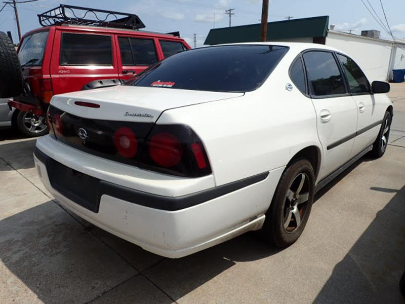 2005 Chevrolet Impala 4dr Sedan - Kearney NE