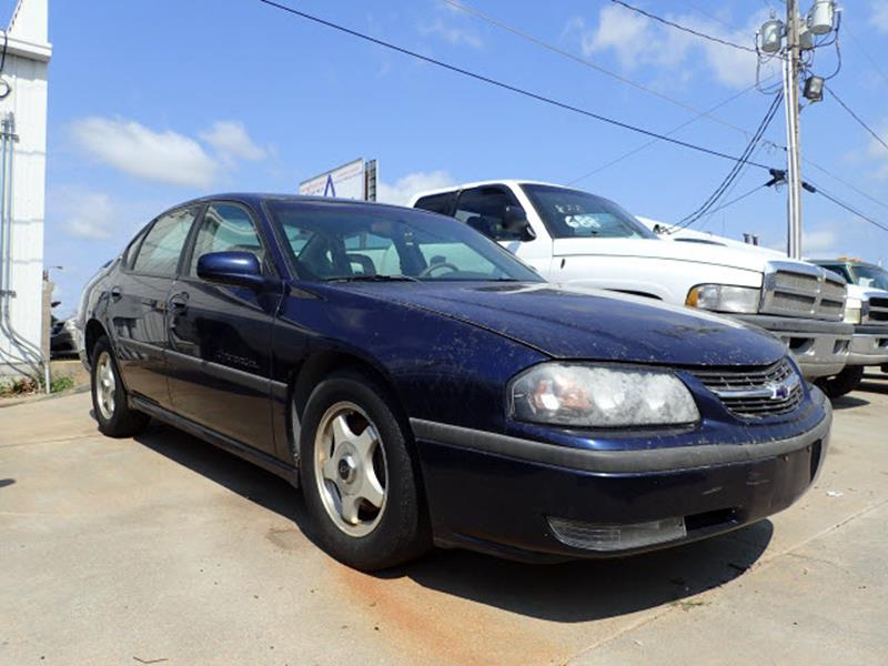 2002 Chevrolet Impala LS 4dr Sedan - Kearney NE