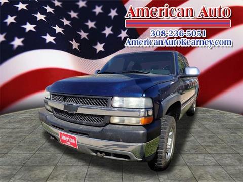 2001 Chevrolet Silverado 2500HD for sale in Kearney, NE