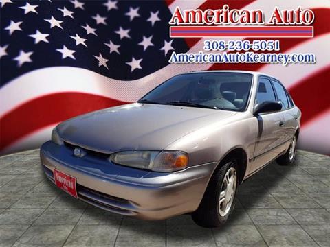 2001 Chevrolet Prizm for sale in Kearney, NE