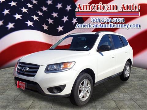 2012 Hyundai Santa Fe for sale in Kearney, NE