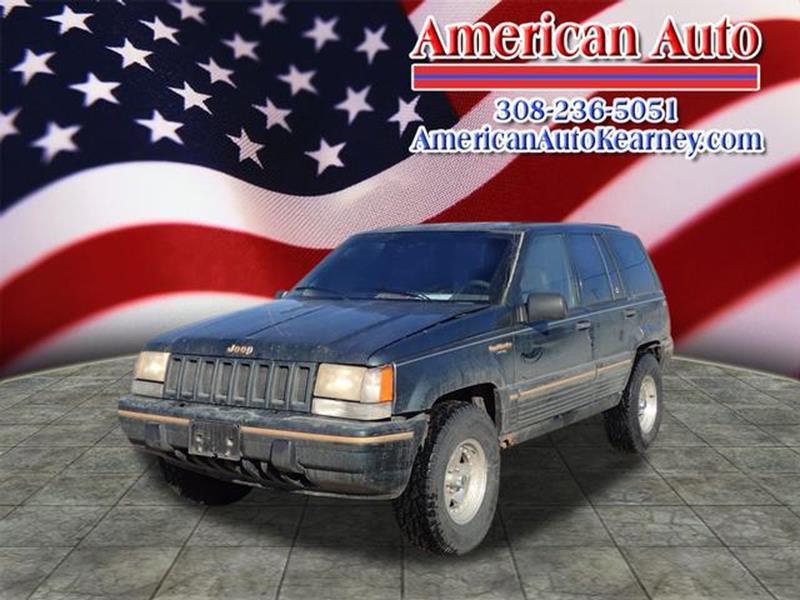 1994 Jeep Grand Cherokee 4dr Limited 4WD SUV   Kearney NE