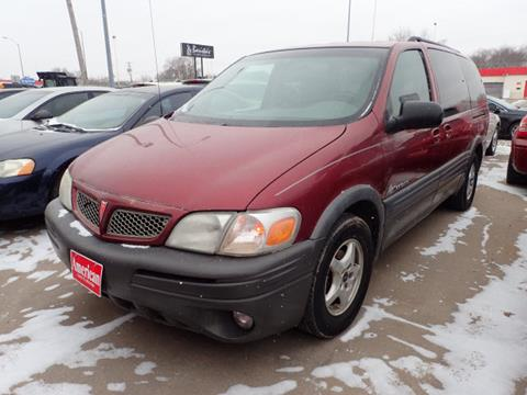 2003 Pontiac Montana for sale in Kearney, NE