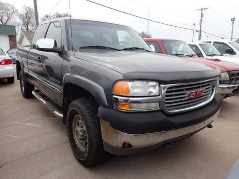 2002 GMC Sierra 2500HD for sale in Kearney, NE