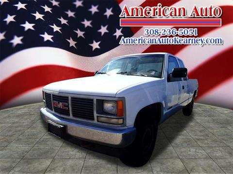1991 GMC Sierra 1500 for sale in Kearney, NE