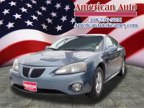 2006 Pontiac Grand Prix for sale at American Auto in Kearney NE