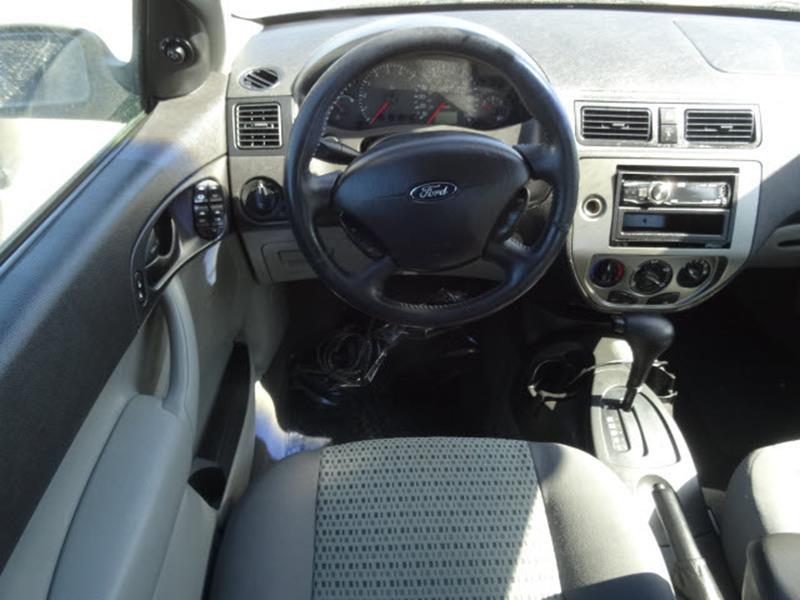 2006 Ford Focus ZX4 SES 4dr Sedan - Kearney NE