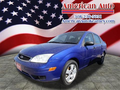 2006 Ford Focus for sale in Kearney, NE