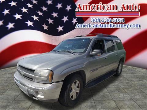 2003 Chevrolet TrailBlazer for sale in Kearney, NE