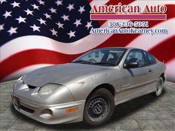 2000 Pontiac Sunfire for sale in Kearney, NE