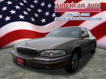 2001 Buick Park Avenue for sale in Kearney, NE