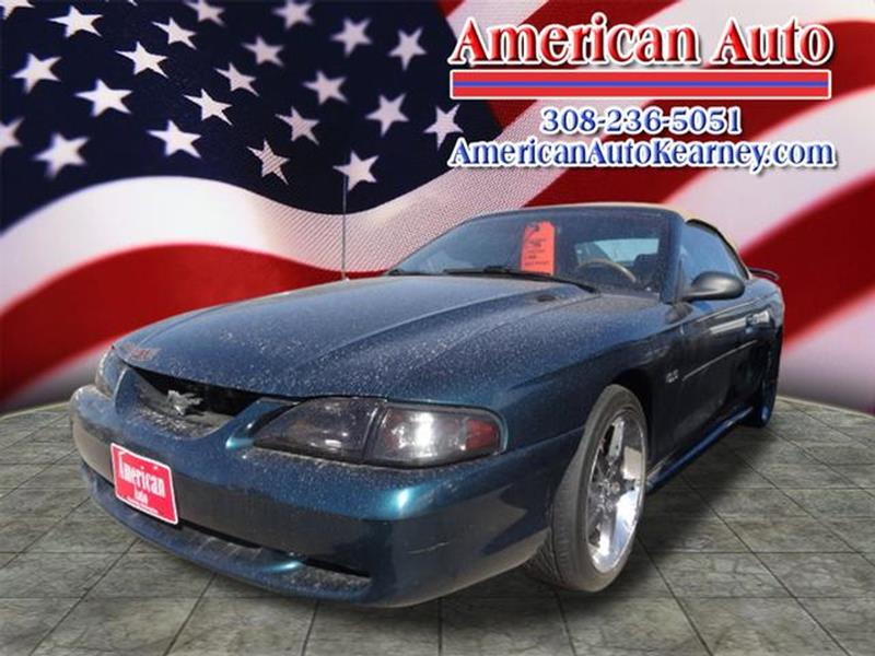 1995 Ford Mustang GT 2dr Convertible - Kearney NE