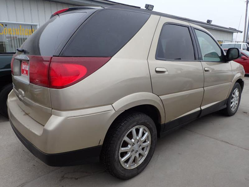 2006 buick rendezvous cx sport utility 4d in kearney ne. Black Bedroom Furniture Sets. Home Design Ideas