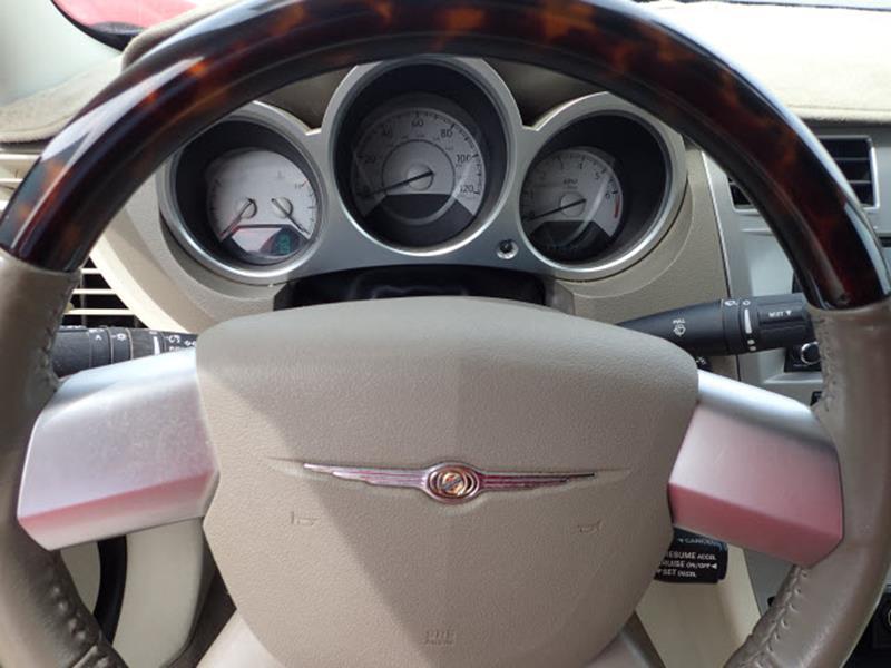 2008 Chrysler Sebring Limited 2dr Convertible - Kearney NE