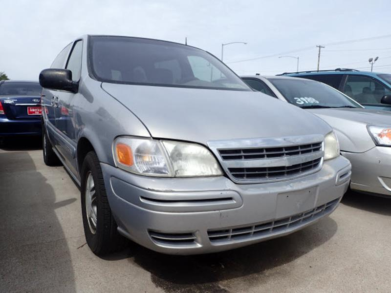 2001 Chevrolet Venture Warner Bros. 4dr Extended Mini-Van w/ABE Seats - Kearney NE