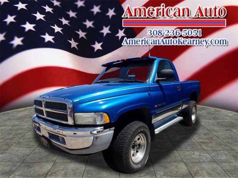 2001 Dodge Ram Pickup 1500 Short Bed - Kearney NE