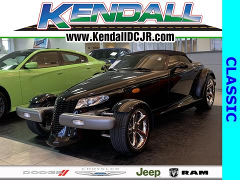 1999 Plymouth Prowler for sale in Miami, FL