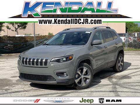 2019 Jeep Cherokee for sale in Miami, FL