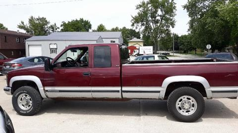 1995 GMC Sierra 2500 for sale in Clarion, IA