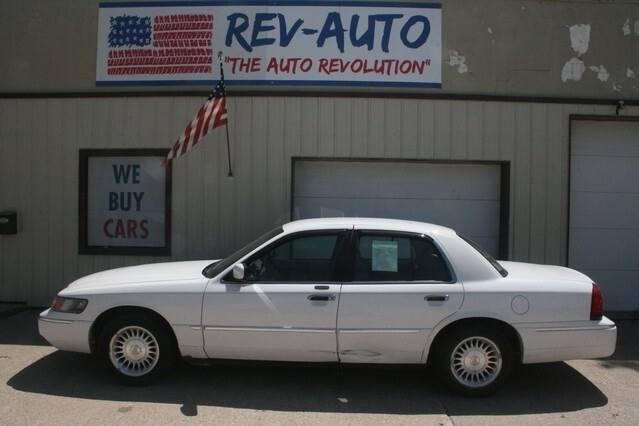 2002 Mercury Grand Marquis LS Premium 4dr Sedan - Clarion IA