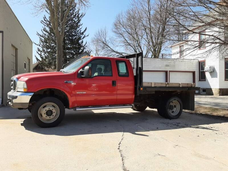2004 Ford F-450 Super Duty 4X4 4dr SuperCab 161.8 in. WB - Clarion IA