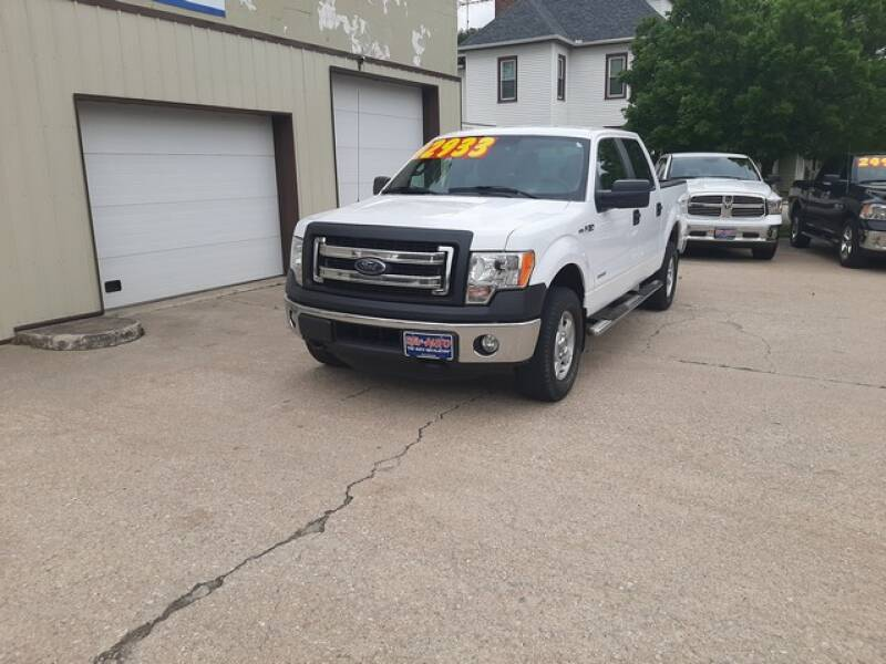 2014 Ford F-150 FX4 SuperCrew 5.5-ft - Clarion IA