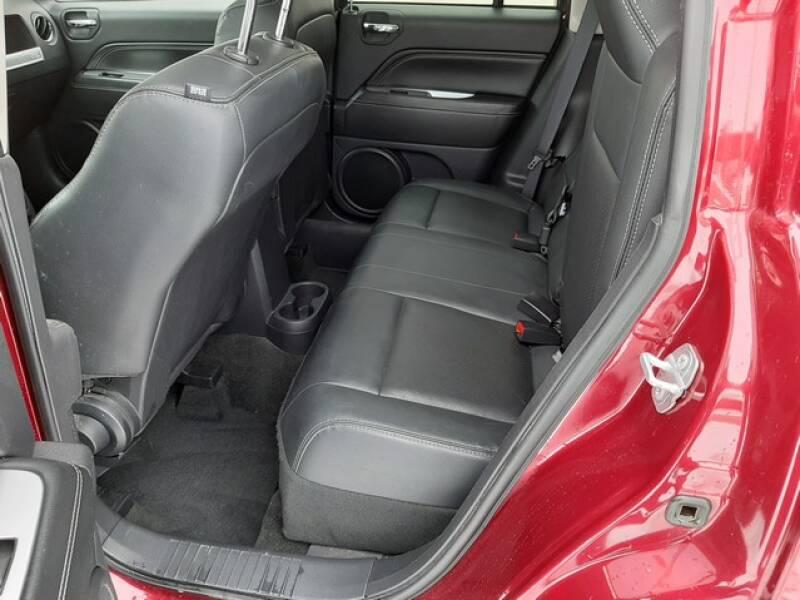 2017 Jeep Compass Latitude 4WD - Clarion IA