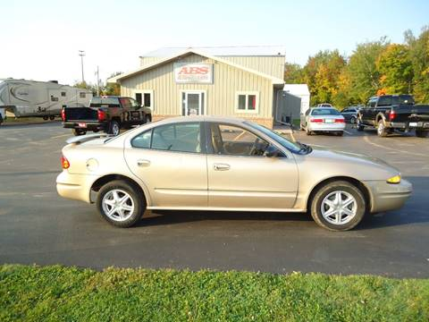 2004 Oldsmobile Alero for sale in Hermantown, MN