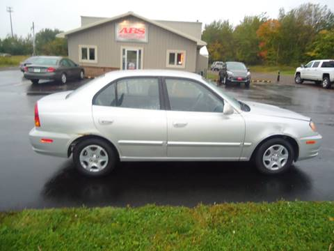 2005 Hyundai Accent for sale in Hermantown MN