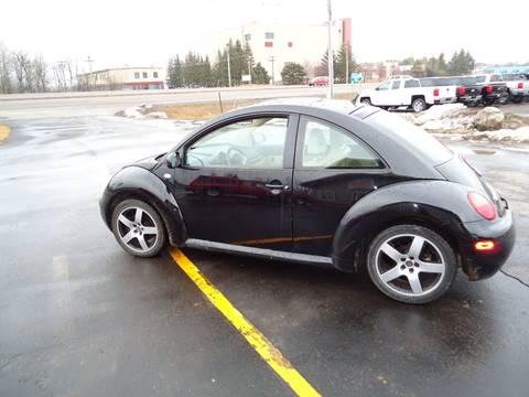 2001 Volkswagen New Beetle for sale in Hermantown, MN