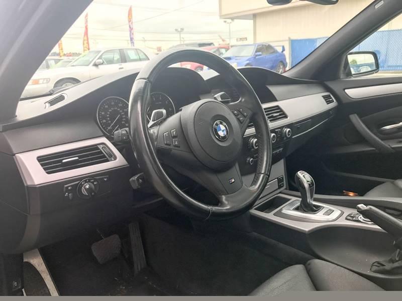 2010 BMW 5 Series 550i 4dr Sedan - Auburn WA